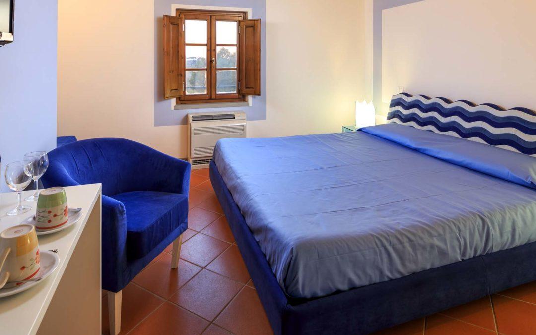 Swing Blue Room